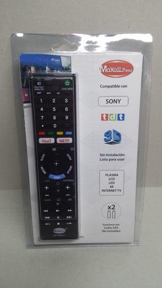Mando TV SONY Nuevo