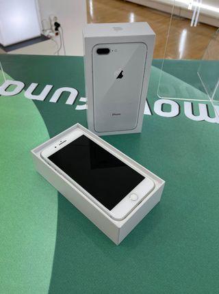 iPhone 8 Plus 128gb silver
