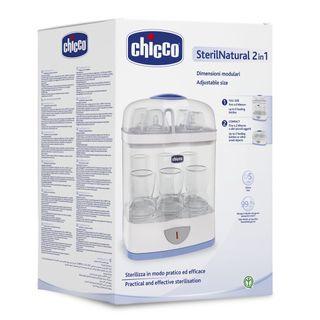 Esterilizador Chicco 2 en 1