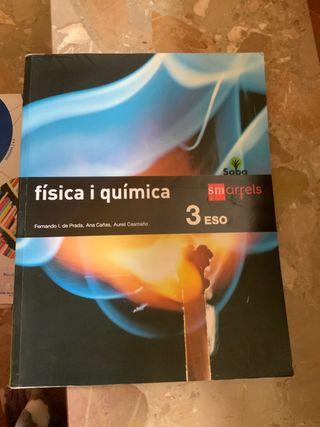 Libro física y química tercero de la eso