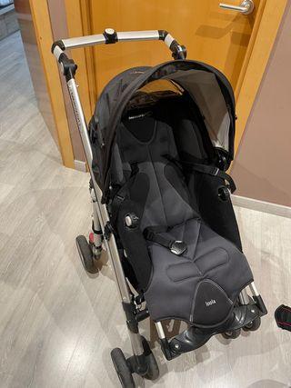 Carro Bebé Confort con mochila portabebe