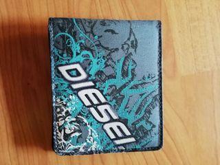 billetera chico Diesel