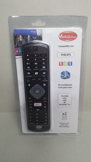 Mando Philips TV Nuevo