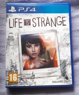 LIFE IS STRANGE PS4 CAMBIO O VENTA