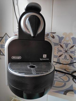 cafetera nespresso krups + aeroccino