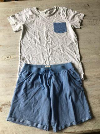 Pijama niño verano Unit 11-12 años