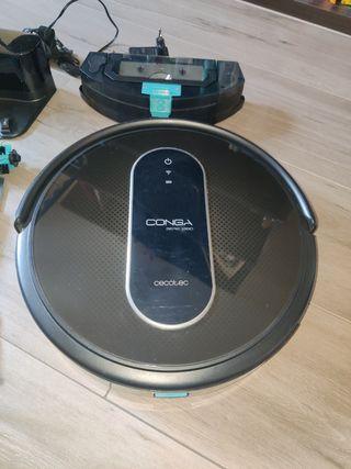 robot aspirador conga 1390