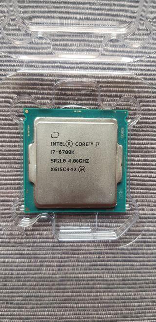 INTEL I7 6700K LGA 1151