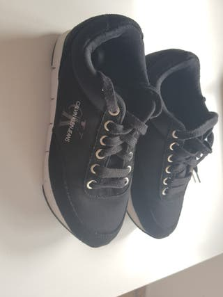 Zapatos Calvin Klein