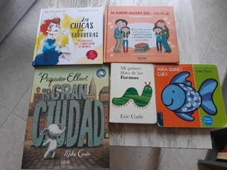 Libros infantiles / juveniles
