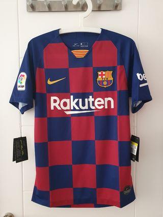 Camiseta oficial FC Barcelona S, M ¡sin estrenar!