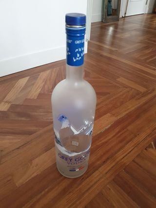 Botella grey goose