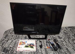 televisor LG 37LM620S 3D con Smart tv