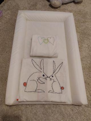 cambiador colchón ikea