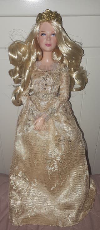 muñeca princesa disney