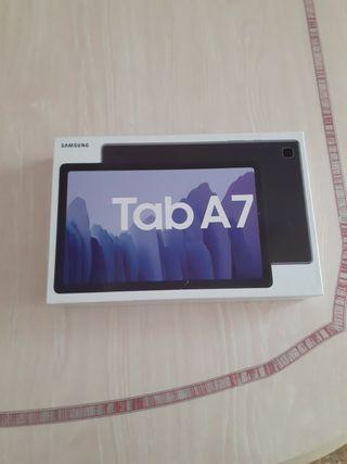 Caja tablet Samsung A7