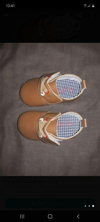 Zapatos bebé 19