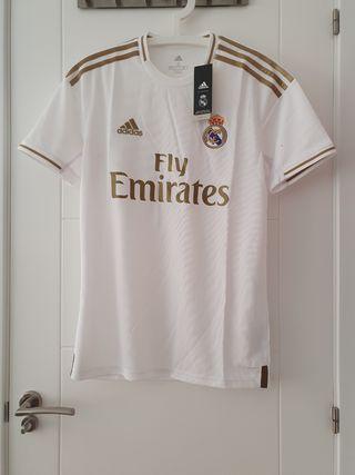 Camiseta Real Madrid CF S, M y L ¡sin estrenar!