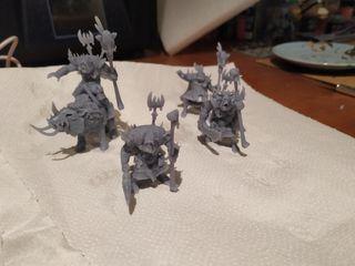 magos orcos warhammer