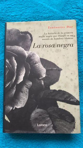 "Libro ""La rosa negra"""