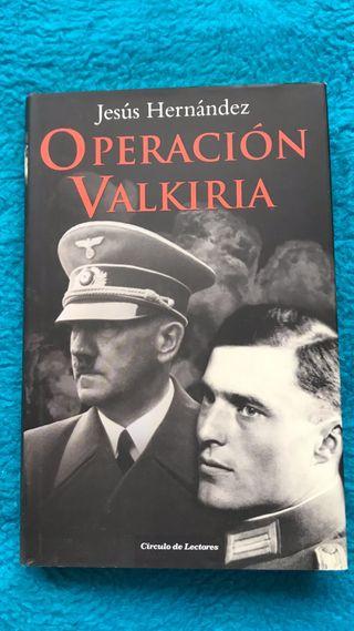 """Libro """"Operación Valkiria"""""""
