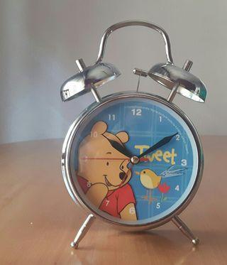 Reloj Despertador Disney Winnie the Pooh