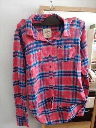 Camisa de cuadros Hollister