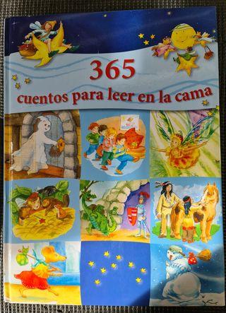 Libro: 365 cuentos para leer en la cama