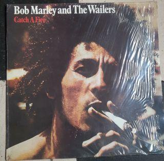 Bob Marley & The Wailers Catch A Fire.