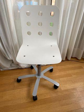 Silla escritorio adulto modelo Jules IKEA