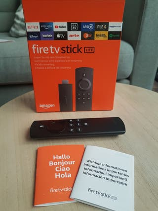 Reproductor multimedia Amazon Fire TV Stick