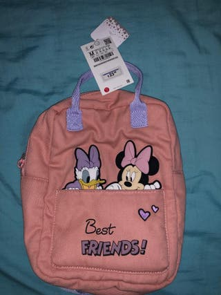 mochila de niña minnie