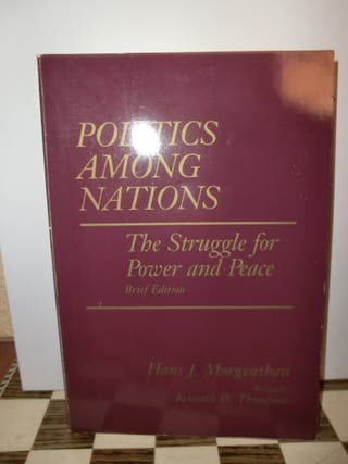 Politics Among Nations Hans J. Morgenthau