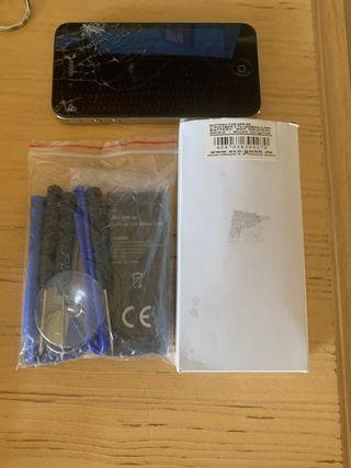 Batería compatible iPhone 4