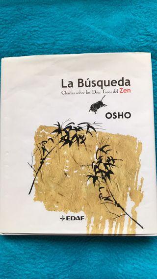"""Libro """"La Búsqueda, charlas sobre los Diez Toro.."""""""
