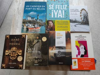 Oferta pack 7 libros