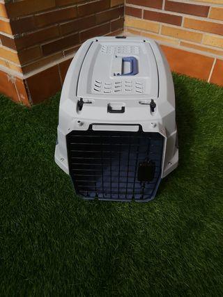 Caja Transportín Perro Gato Animales.