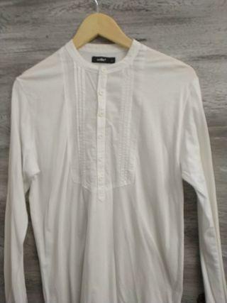 Camisa de algodón talla L