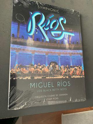 CD + DVD MIGUEL RÍOS SYMPHONIC