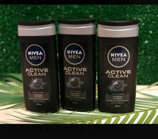 pack de 3 geles active men