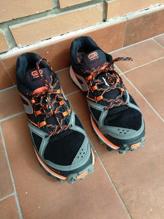 Zapatillas Kalenji Kiprun Trail MT (talla 45)