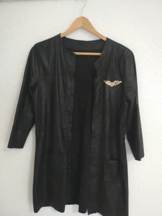 chaqueta polipiel