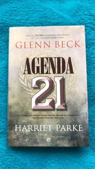 """Libro """"Agenda 21"""""""