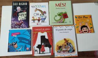lote libros en catalan