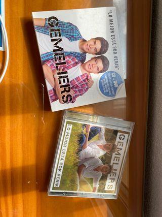 CD gemeliers