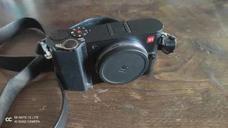 YI M1 4K 20MP cámara Digital sin Espejo