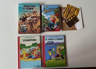 lote libros infantiles catalán
