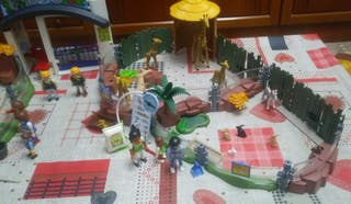 zoo asiatico playmobil