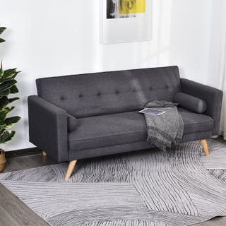Sofá de 3 Plazas Cama Individual Diseño