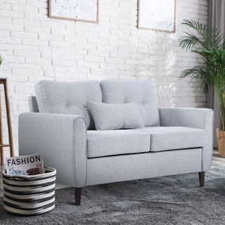 Sofá de 2 Plazas Sillón Biplaza para Salón
